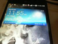 For sale   An LG Optimus G Pro for AT&T nothing wrong