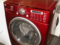 Refurbished Durable machine with Stainless Bathtub! Has