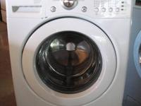LG Tromm Front Loading Washer Device sturdy, extra huge