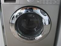 LG Tromm Front Loading Washer Machine sturdy, extra