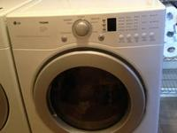 We have a LG TROMM Washer and Dryer Set for $1100. We
