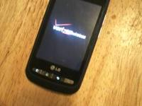LG Vortex V660 smart phone for sale, carrier is Verizon
