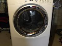 Excellent condition. Both washer and dryer are mounted