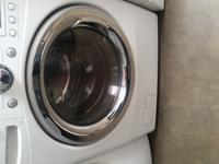 HELLO I HAVE THIS NICE LG STEAM WASHER THAT IS IN GREAT