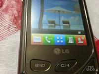 I have an amazing lg chocolate touch for sale.