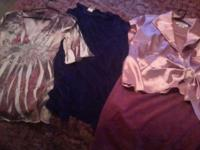 I have approximately 40 rather tops (sizes xl-2x), 3