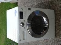 Fresh LG washer/dryer combination with inverter direct