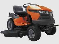 LGT2654 Husqvarna Lawn Tractor/Riding Mower. 26hp motor