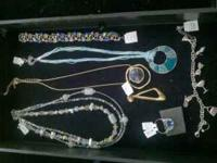Several miscellaneous pieces . . . . close to $800 in