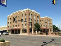 The Landmark Center: 9 Residential Condos, 9 Office