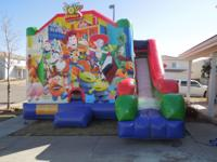 RENT A LICENSED INFLATABLE STARTING AT $100 ALL
