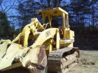 i have a liebherr 631 track loader with a 4 in 1