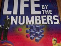 Life by the Numbers by Keith Devlin. Hardcover. In