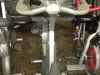 I have a Life Fitness upright bike for sale It retailed