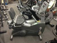 We have an utilized Life Fitness 95R Bike. It is a