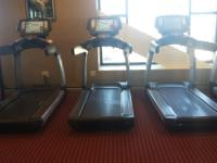 Type:FitnessType:TreadmillsLife Fitness 95T Engage