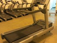 Manufacturer: Life Fitness Part Number: 95Ti WARRANTY:
