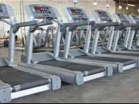 Commercial grade, top of the line treadmills The latest