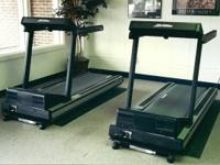 have a Commercial Grade Life Fitness Treadmill that has
