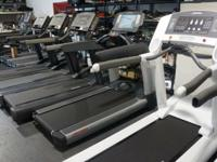 LIFE FITNESS 95TI CUSTOM WHITE REMANUFACTURED