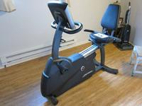 Life Fitness R1 recumbent Lifecycle stationary