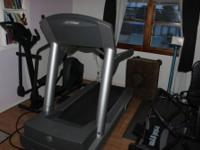 Life Fitnesss 95TI Commercial Treadmill - Sells Brand