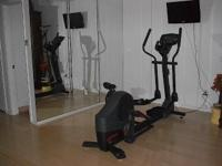 The X5i Elliptical is a commercial grade equipment for