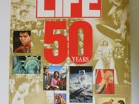 "LIFE Magazine's ""Special Anniversary Issue, 50 Years""."