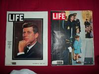 November 29, 1963 issue w/ President John F Kennedy