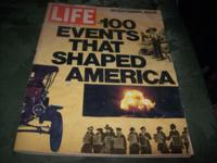 LIFE BICENTENNIAL ISSUE 1975- SPECIAL REPORTS 100