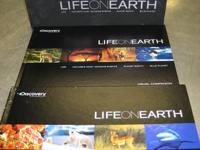 "We are selling Discovery Channel's ""Life On Earth"" dvd"