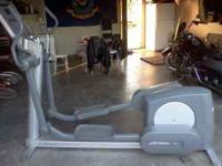 Gym Quality LifeFitness Eliptical. Model 93x. Equipment