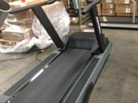 This 9500HR Treadmill came from out of an HOA center in