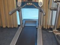 3 Treadmills Model # 95TE $ 3800.00 each////////// 3)