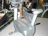 Life Fitness 95C Inspire Upright Bike Reconditioned w