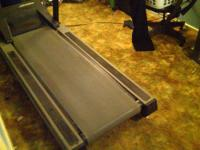 The Life Fitness 9100hr is a classic treadmill. The