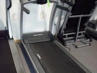 * This is a Lightly Used LifeFitness T5-0 Treadmill *