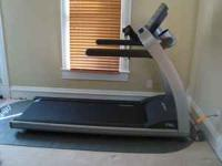 Selling our Lifefitness T5-5 Treadmill. $2500 or best