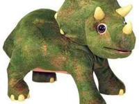 Kota my triceratops. By playskool. Currently selling