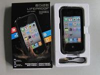 The Lifeproof case is perfect for the person on the go