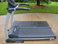 Life expectancy TR1200i Interactive Folding Treadmill -