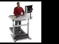 WALK your way to BETTER Health! The TREADMILL DESK is
