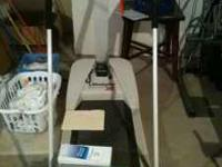 Lifestyler 1900 treadmill for sale. 200obo. Trying to
