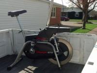 Used Lifestyler 575 Exerciser Bike that is in good
