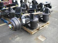 New Pusher Axles, and Tag Axles Available, Hendrickson