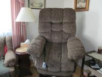 Lift chair is a comfortable, well cushioned chair. We