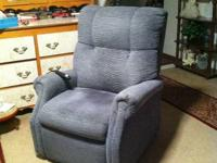 My mother is selling her very nice powered lift chair.