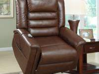 3 various styles of lift chairs readily available.
