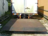 we have a lift gate off a 2ton truck. works great an is