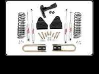 I have a 3inch Rough Country lift kit for a 2005-2007